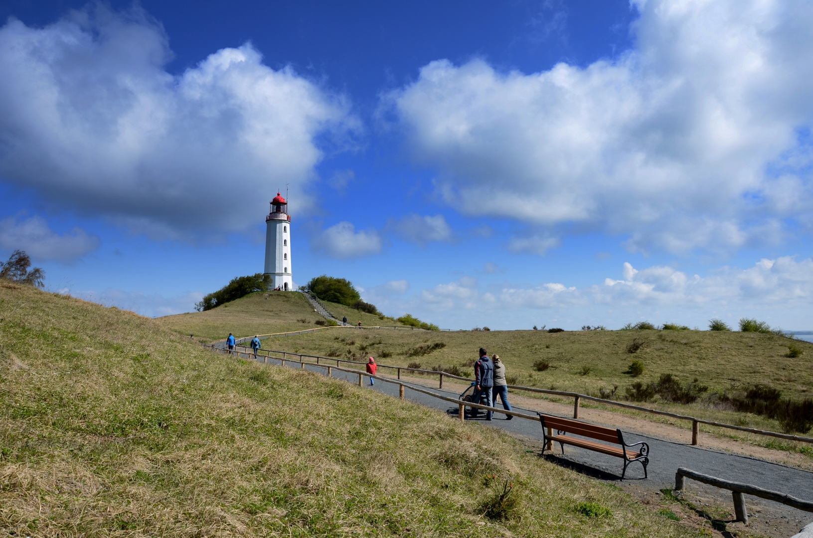 Holiday Island Hiddensee Germany