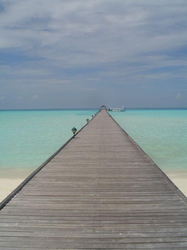 Holiday Island - Steg