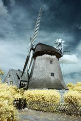Holländerwindmühle Wittenburg
