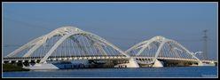 holländische Brücke von Thorsten Silbermann