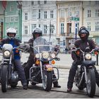 Holländische Harley Damen