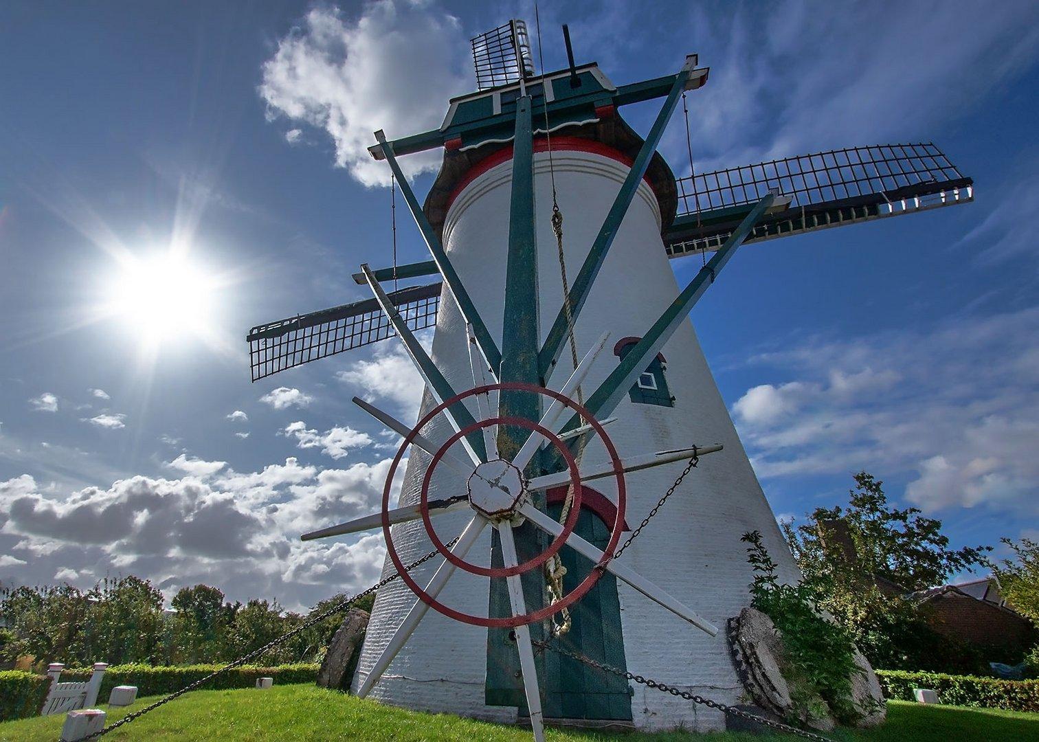 Holländische Mühle