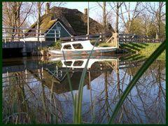 Holland II (Kanal mit Boot)