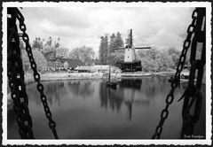 Holland im Winter 1905...
