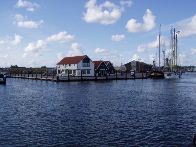 Holland kleiner Hafen