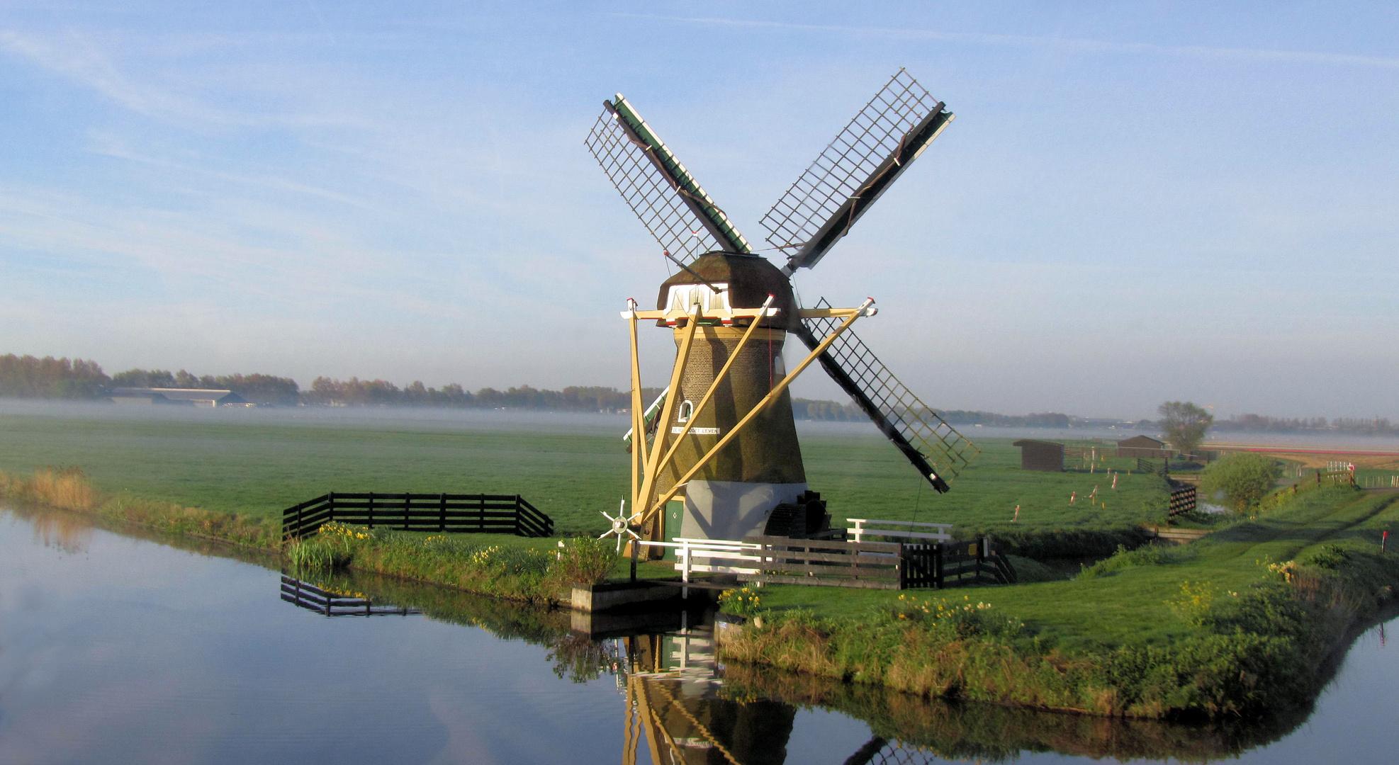 Holland wie aus dem Bilderbuch