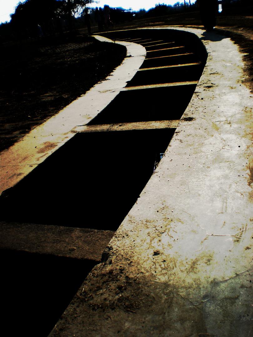 Hollow Path
