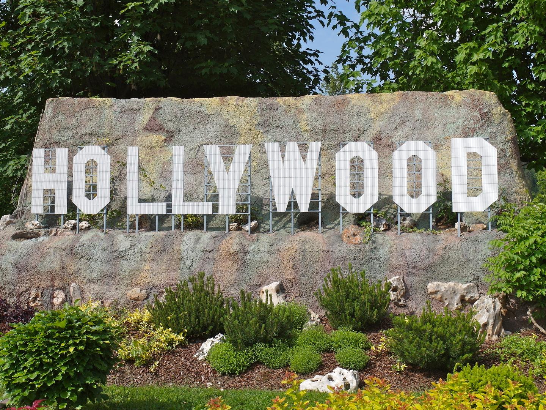 Hollywood im Minimundus