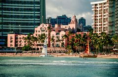 Hollywoodstars am Waikiki
