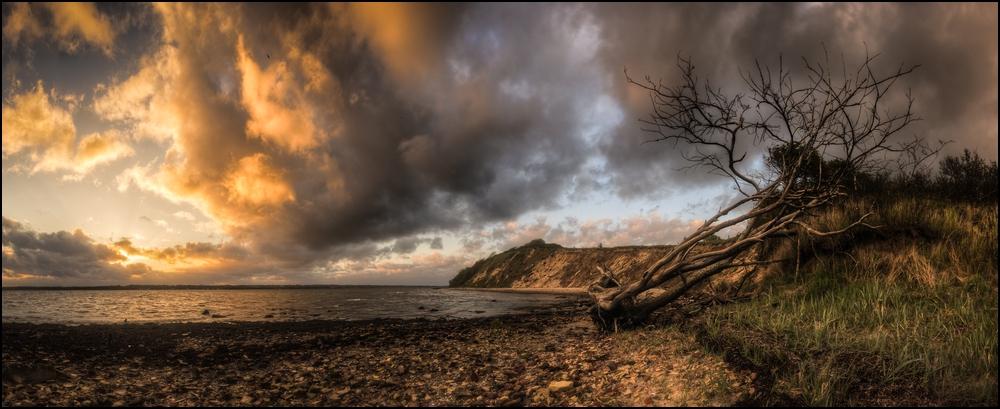 Holnis Steilküste