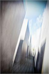Holocaust Denkmal 1 schmaler Rahmen  ohne Rahmen Berlin b_0277