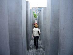 Holocaust-Denkmal in Berlin