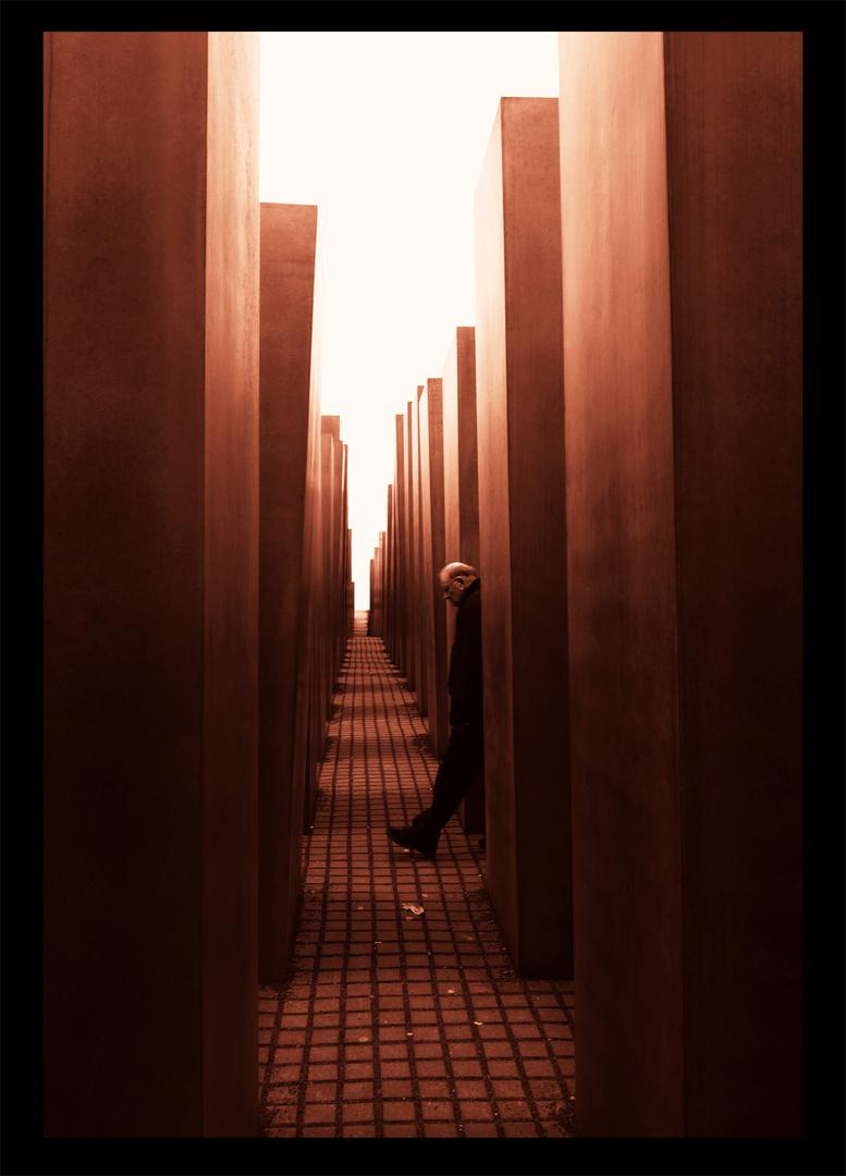Holocaust - Mahnmal Berlin 2011