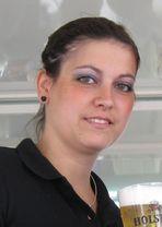 Holsten Bier Promotion Girl