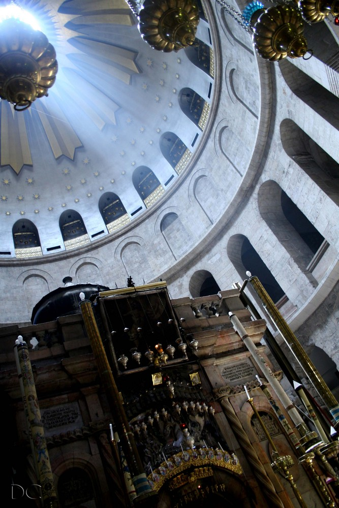 holy place - Holy Sepulchre