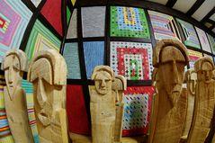 Holz, Farben, Muster