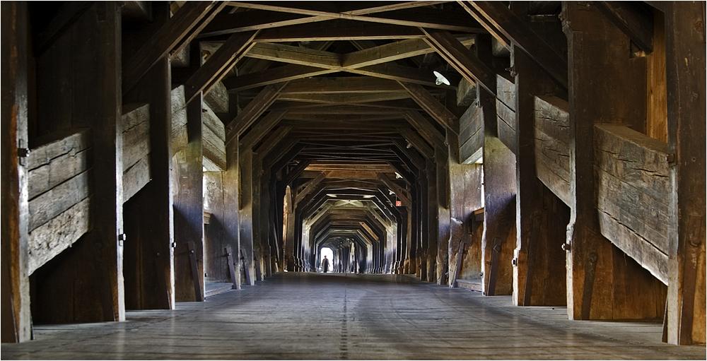 Holzbrücke III