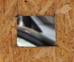 Holzfaserrahmen