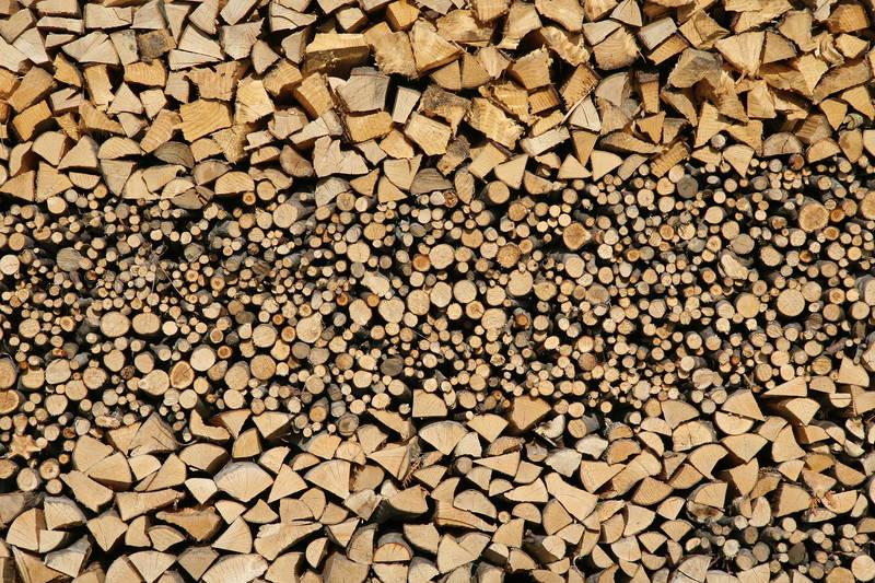 Holzformation
