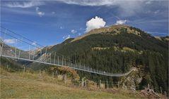 holzgauer hängebrücke...