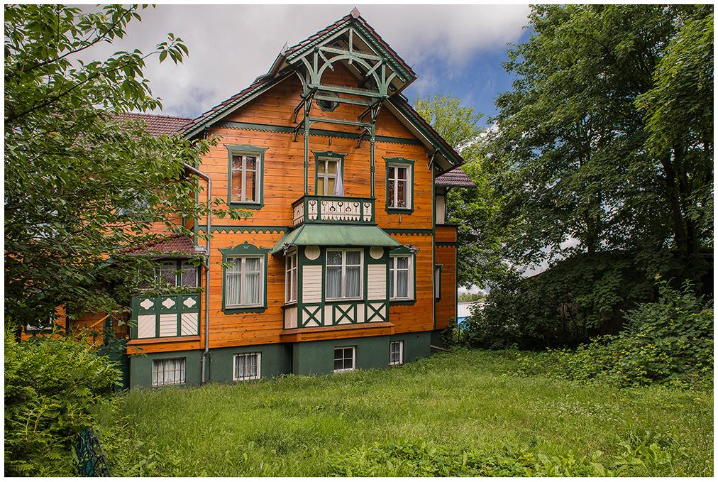 Holzhauschen Foto Bild Projekte Fruher War Spezial Bilder