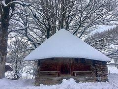 Holzhütte Fuchsbühl ...
