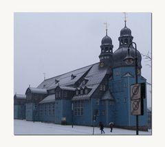 Holzkirche in Claustal Zellerfeld