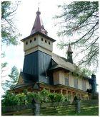Holzkirchen in Kleinpolen