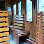 Holzklasse von Dazumal....
