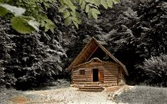 Holzknechthütte ...