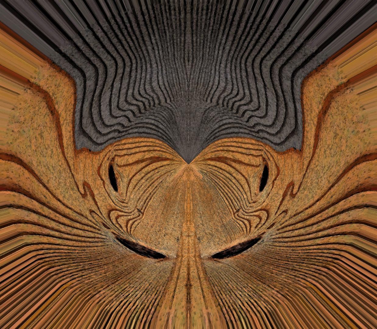Holzkunst - Le bois qui prend une forme qui nous interroge...