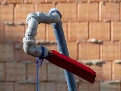 holzstabwasserauslass