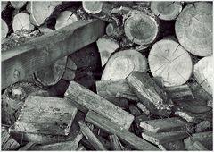 Holz:Unfertige Wärme