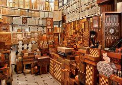 Holzware aus Thuja