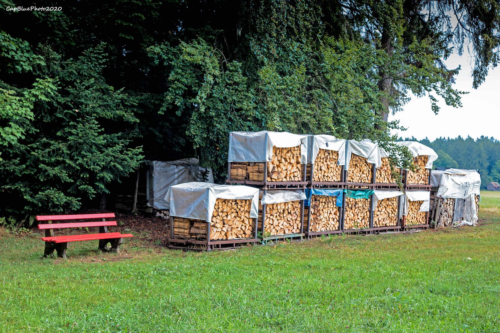 Holzwirtschaft 1 in Seewald-Besendorf