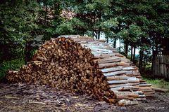 Holzwirtschaft 3 in Seewald-Besenfeld