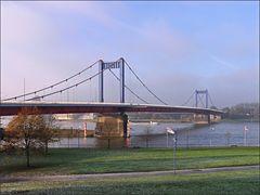 Homberger Brücke im November