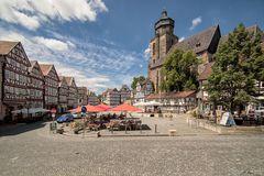 Homberger Marktplatz