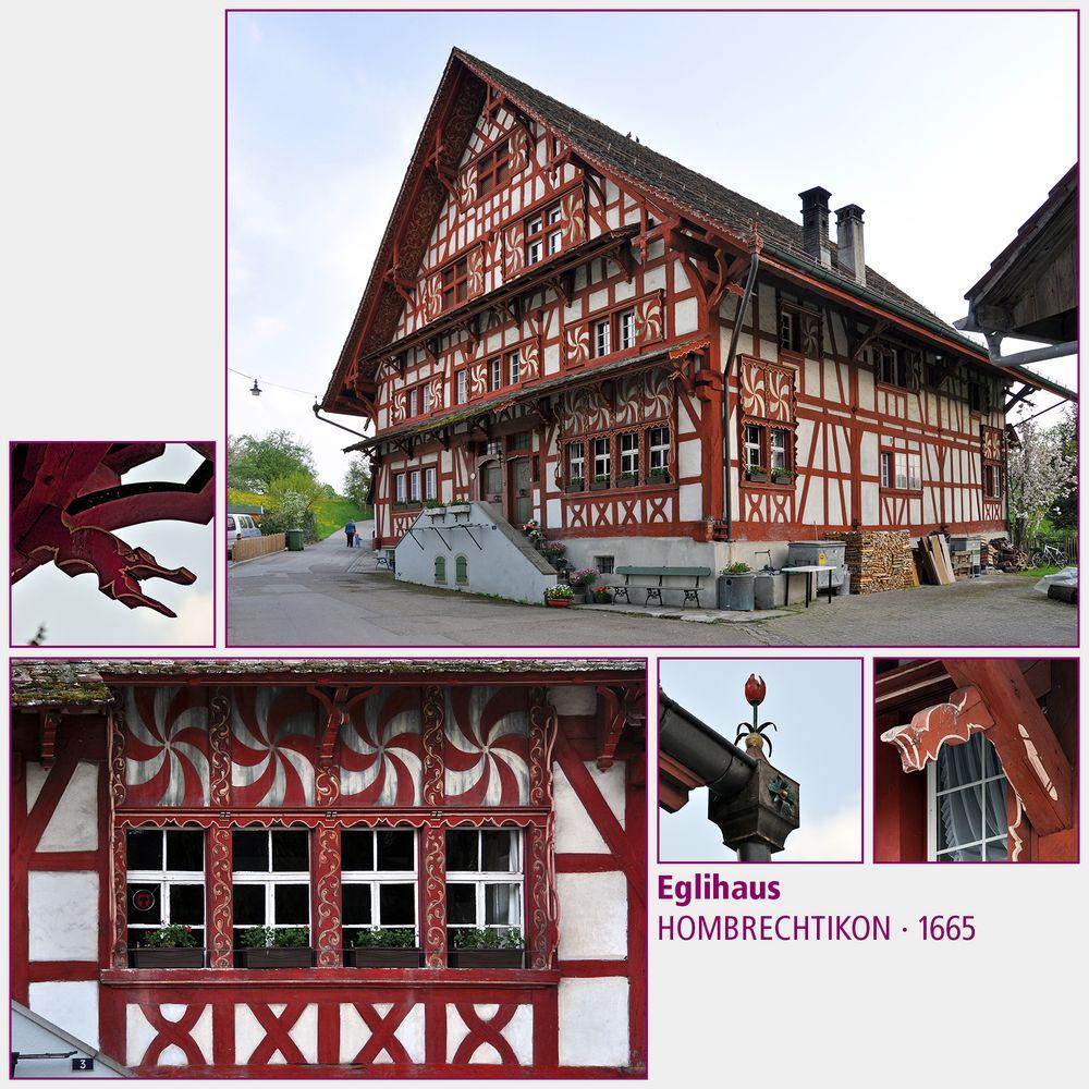Hombrechtikon · Eglihaus