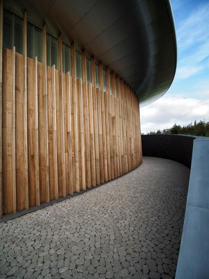 Hombroich - Skulpturenhalle 1