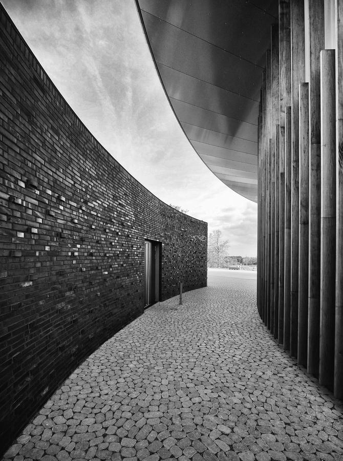 Hombroich - Skulpturenhalle 2
