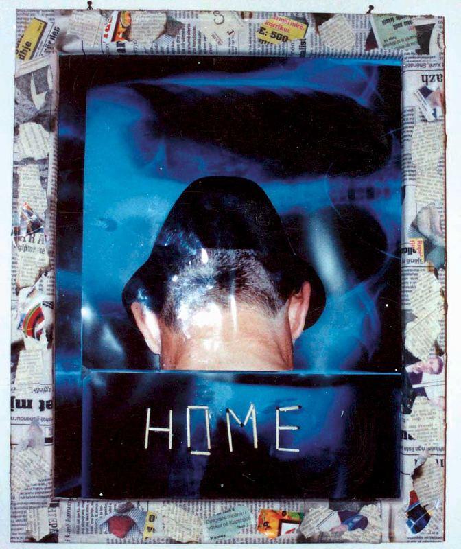 HOME ( my head is my home)