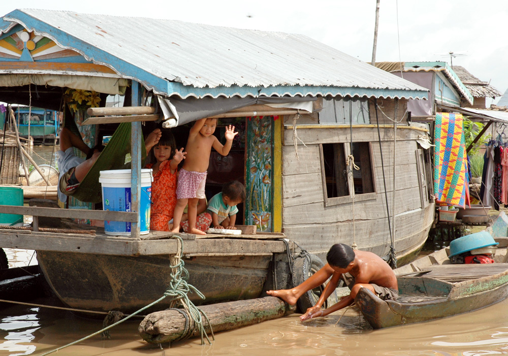 Home on the Tonle Sap
