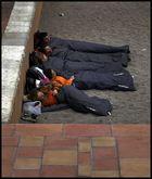 Homeless in Monaco