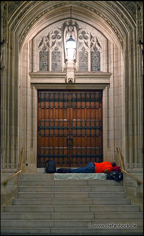 Homeless, New York City Serie XXVII