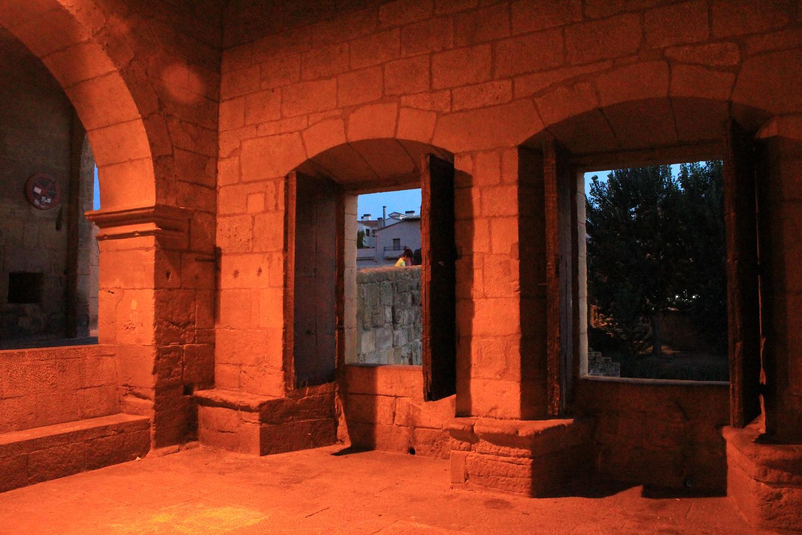 Homenaje  a las casas viejas, en Valderrobles  España 15