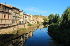 Homenaje  a las casas viejas, en Valderrobles  España 7