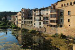 Homenaje  a las casas viejas, en Valderrobles  España 8