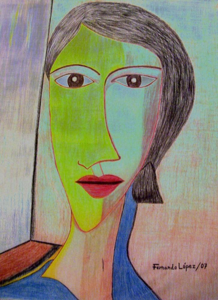 Homenaje a Modigliani...FERNANDO LÓPEZ   fOTOGRAFÍAS...
