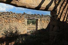 Homenaje alas casa viejas 7, en Mas de LLauradar, España